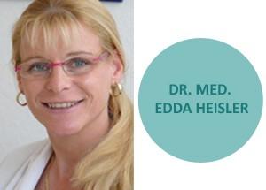 Portraitfoto Dr. med. Edda Heisler